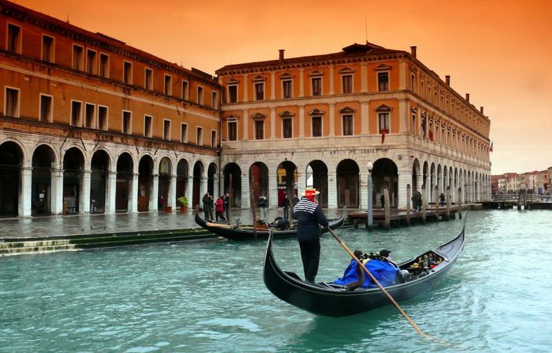 Exceptionnel Voyage à Venise BG47